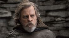 'The Rise of Skywalker' is Mark Hamill's last 'Star Wars' film and he'll be a Force Ghost