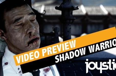 Shadow Warrior Video Preview
