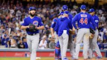 For first time in 6 months, the Cubs are playing from behind