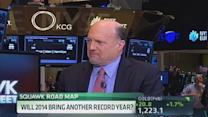 Where Cramer is focused in Q1