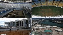 Six months on, Rio Olympic venues lie derelict