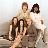 'The View' 20th Anniversary Show: Some Co-Hosts Look Back In Clips