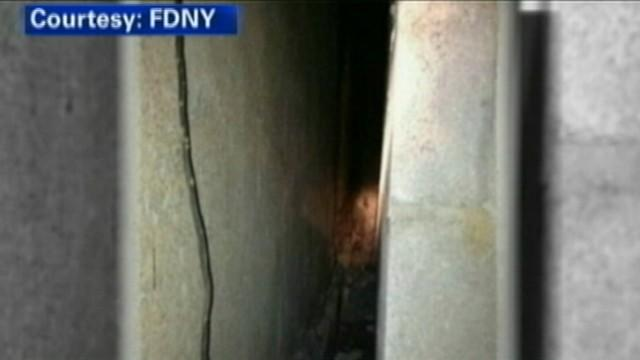 NYU Student Survives Being Wedged Between Buildings
