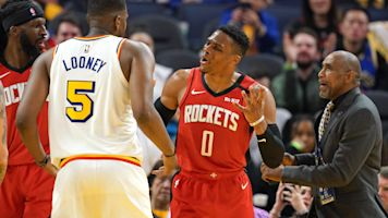Rockets' Westbrook goes off after latest ejection