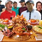 From most hungover to slowest eater, which Thanksgiving mainstay is your favorite golfer?