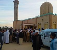 Deadly mosque attack kills hundreds in North Sinai, Egypt