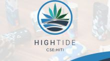 High Tide Acquires Smoker's Corner Franchise for Conversion into Canna Cabana in Edmonton