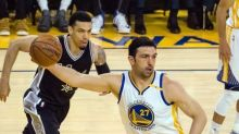 Warriors' Pachulia receiving threats after Leonard injury
