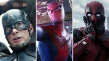 44 Marvel Comics Movies Ranked