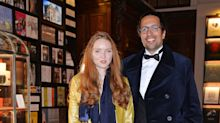 Lily Cole asked partner to sign 'Post-it Note contract' when she was pregnant