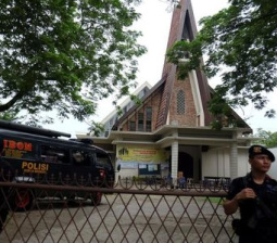Indonesian priest attack inspired by murder of French Catholic cleric