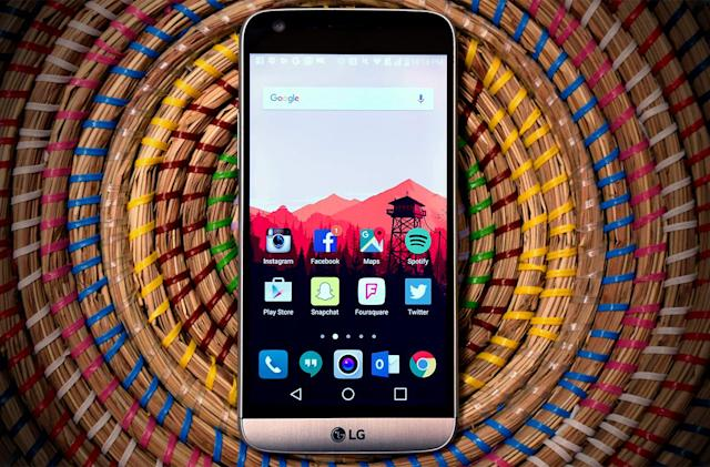Mini review video: Our verdict on the LG G5 in about a minute
