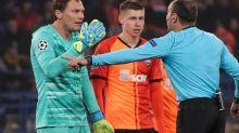 Foot - UKR - Coronavirus:six joueurs de l'Ukraine manqueront l'amical contre la France
