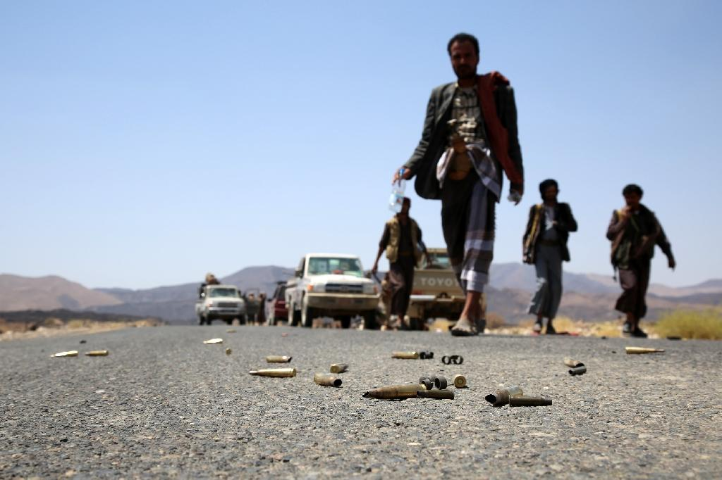 More than 7,000 people have been killed in Yemen, mostly civilians, since March last year according to the United Nations