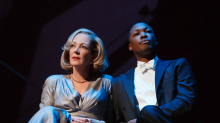 Broadway Review: Allison Janney, Corey Hawkins Lead 'Six Degrees Of Separation'