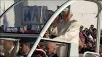 Thousands jam St. Peter's for Pope Benedict XVI's last audience