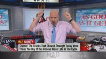 Cramer's No. 1 fear in this market