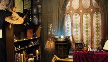 ¡Magia en el colegio! Un profesor crea una clase inspirada completamente en Harry Potter