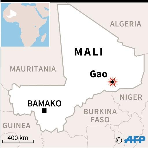 Mali attack (AFP Photo/AFP)
