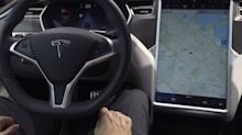 Man arrested for riding in back seat of driverless Tesla gets out of jail, buys another Tesla, and does it again