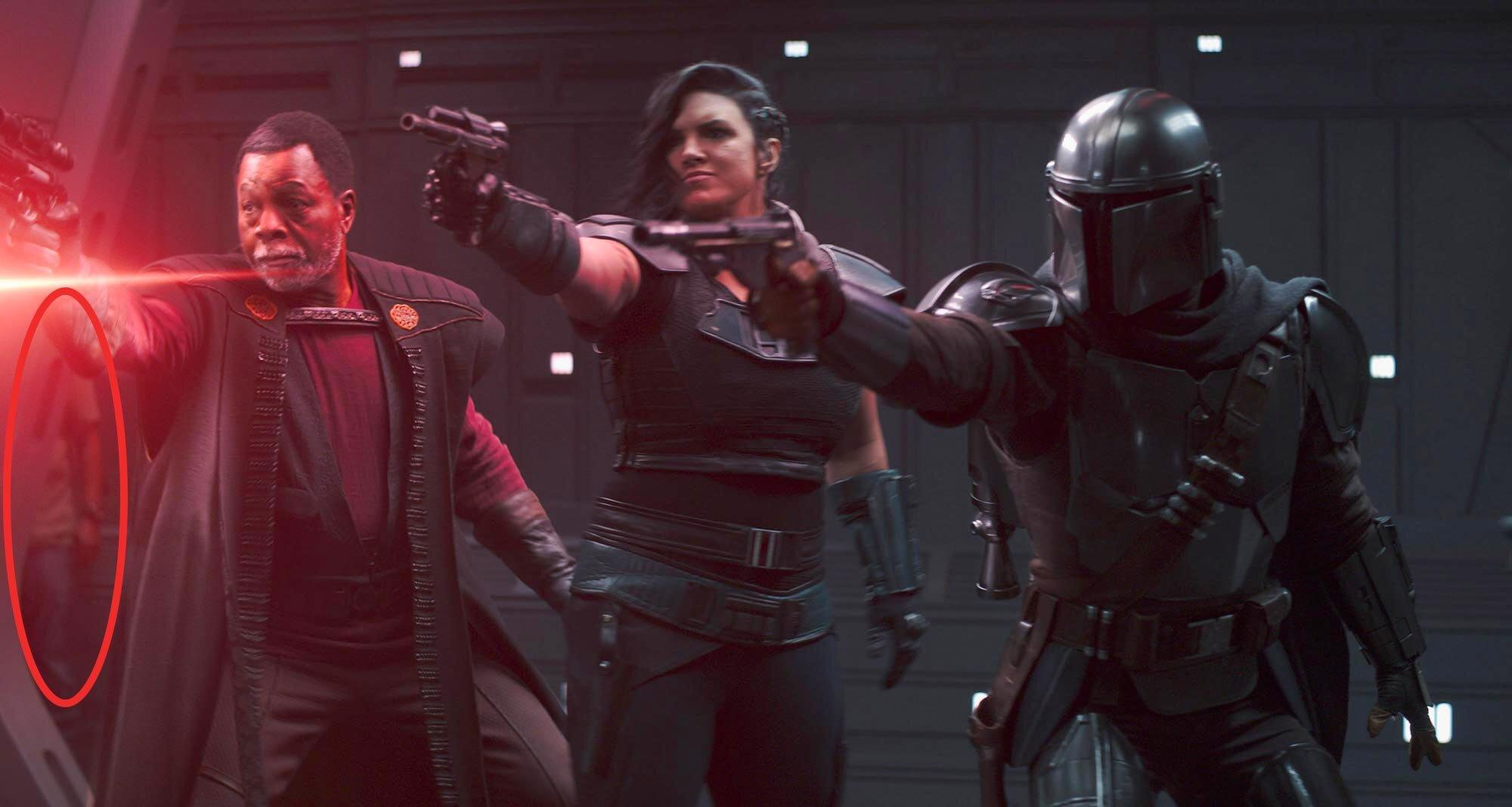 'The Mandalorian' digitally erases Jeans Guy from Chapter 12