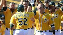 A's look to continue historical run