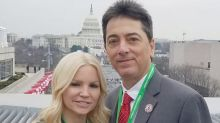Scott Baio Is the Biggest Celebrity at Donald Trump's Inauguration