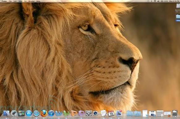 Apple: Mac OS X Lion to hit the App Store tomorrow