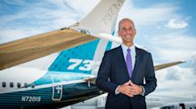 Boeing CEO says MAX production freeze could be more efficient than a slowdown