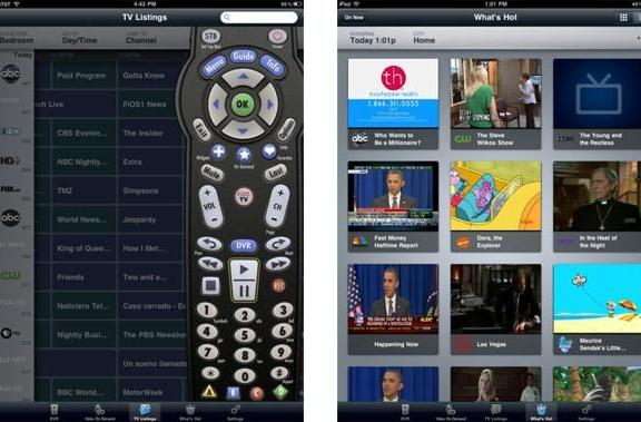Verizon FiOS Mobile app hits iPad, a virtual remote with no streaming in sight