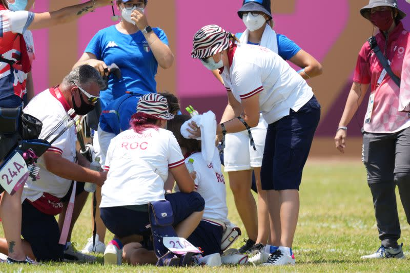 Tokyo's Intense Heat Sparks Concern for Athlete Safety During Olympics