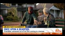 A family-friendly 'Deadpool' film is about to hit Aussie cinemas