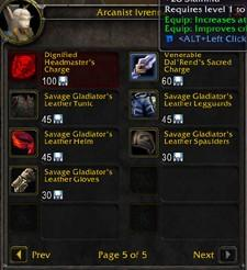 Heirloom items are Bind to Account, scale with character level