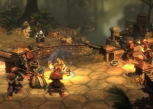 Blackguards Early Access now available to Mac users