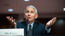 "Fauci calls White House efforts to undermine him ""bizarre"""