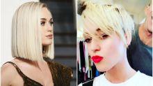 Katy Perry se apunta a la moda 'pixie' tras su sonada ruptura