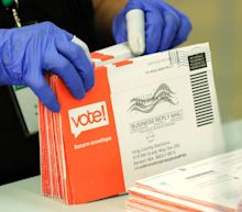 Pennsylvania — an important swing state — is pleading with the state's Supreme Court after the USPS said it couldn't guarantee on-time delivery of mail-in-ballots