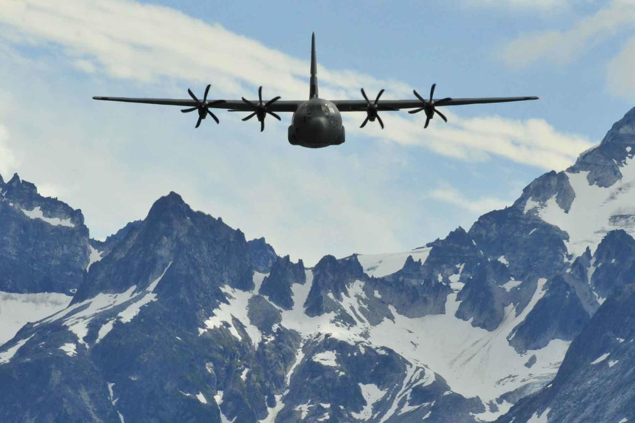 Air Force Finally Has Plans to Test a Laser Weapon on Its AC-130J Gunship