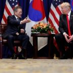 Trump to visit South Korea as Pompeo raises hope for new North Korea talks after letter
