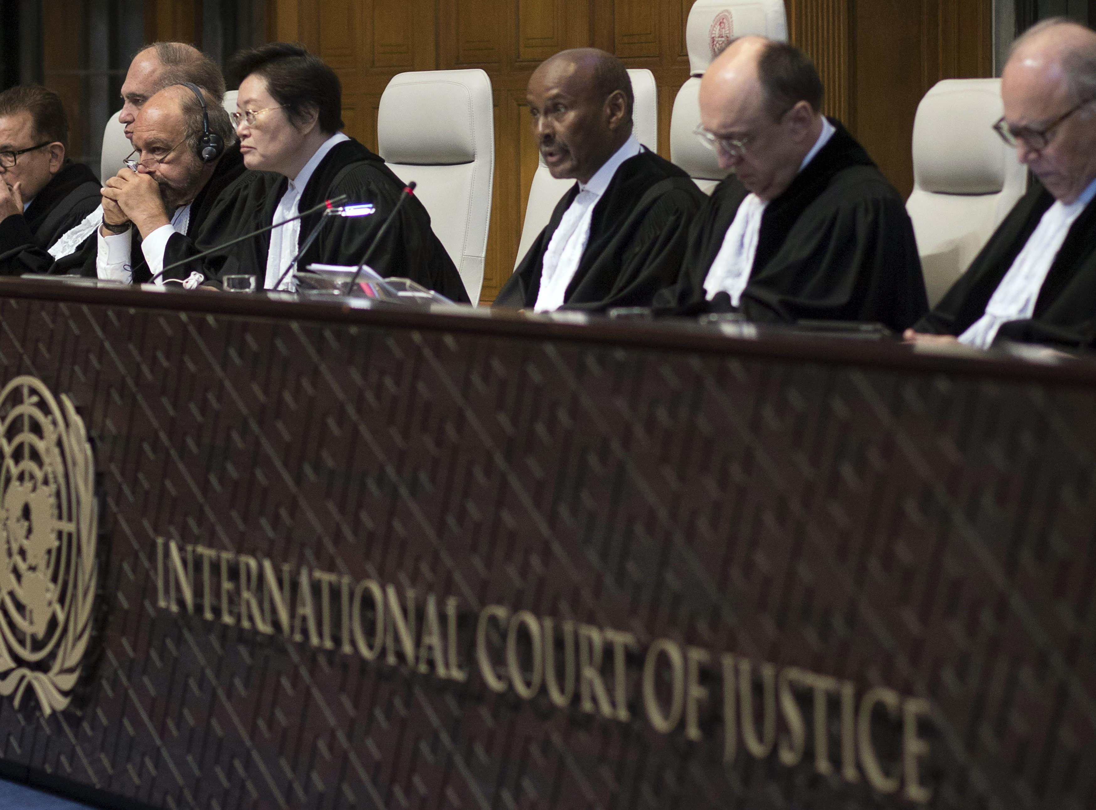 UN court says it has jurisdiction in Ukraine-Russia case