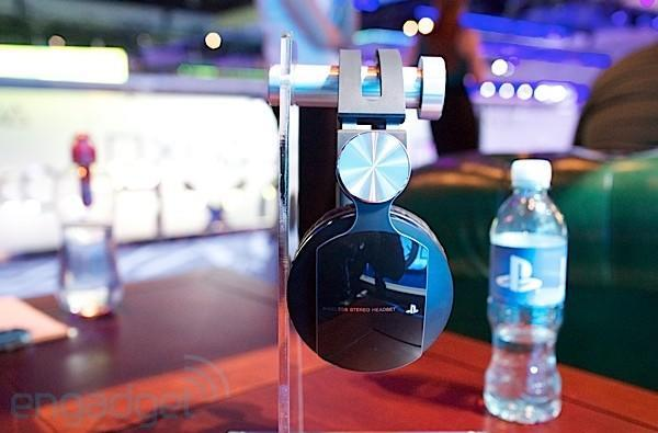 Sony PlayStation Pulse Wireless Stereo Headset Elite Edition hands-on