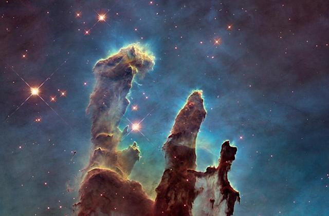 The Big Picture: A sharper, more haunting Pillars of Creation