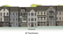Homebuilder Lennar Corp. plans upscale townhome community near SunTrust Park