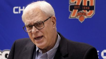 Phil Jackson adds to murky Porzingis situation