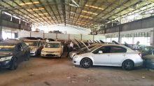 LTA seizes 120 deregistered vehicles that were in unlawful possession
