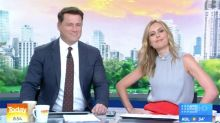 'What she is like': Karl Stefanovic shares hilarious off-air footage of co-host Allison Langdon
