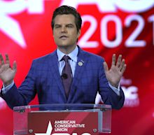 Congressman Matt Gaetz doubles down on his defense of Ted Cruz's Cancún vacation