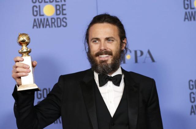 Amazon wins first Golden Globe film award for 'Manchester'