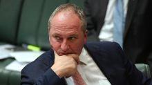 Barnaby Joyce faces first leadership test