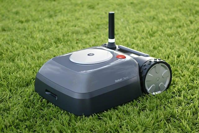 iRobot robotic lawn mower Terra